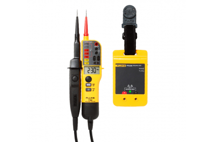 Fluke T150 Voltage and Continuity Testers / PRV240 Proving Unit
