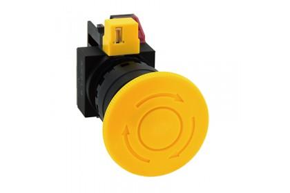 22MMHW Series Stop Switches (40MMMushroom) 1a-1bHW1B-V411Y