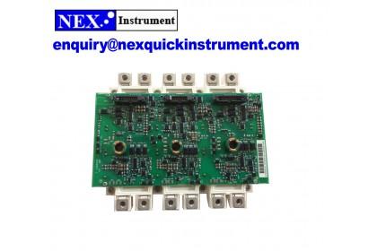 FS450R12KE3/AGDR-81CS   ABB   IGBT Module + Drive Board