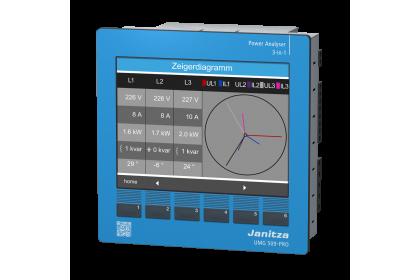 UMG 509-PRO | Janitza | Multifunction Power Analyser With RCM