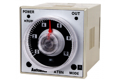 AT8N 24-240VAC/DC | Autonics Analog Timer *  SAME DAY DELIVERY - 2 UNIT ONLY*