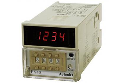 FX4 AC100-240   Autonics   Single preset FX4 * SAME DAY DELIVERY - 1 UNIT ONLY*